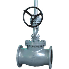 Bolt Bonnet Gear Operated Globe Valve
